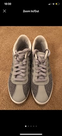 Adidas Women Sneakers Grey Sz 8 Manassas, 20111