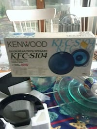 Kenwood Replacement Car Speaker
