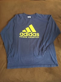 ADIDAS L/S large shirt Sykesville, 21784
