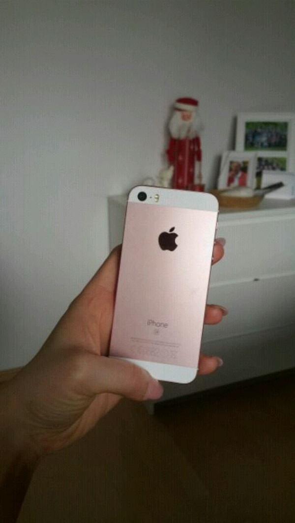 Roségold iPhone SE