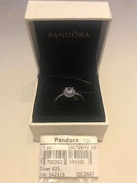 New Pandora Sterling Silver 925 Ring Kolltveit, 5360