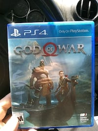 God of war ps4 game Wapato, 98951