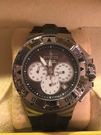 Brand New Invicta Watch. Paid $199.99 with tax. Will take $140 Sanford, 32771