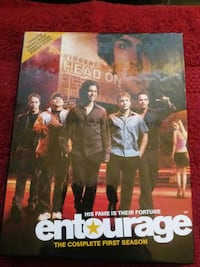Entourage season 1 dvd Hickory, 28601