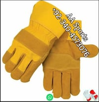 Orignal Leater grain working gloves, pigskin, Radnor, cowhide,  wholesaler Sialkot
