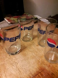 Glass pepsi set Canton, 44710