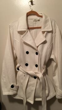 beige double breasted trench coat Wilmington, 28403