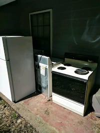 white and black electric coil range oven Memphis, 38106