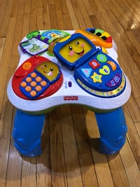 Fisher Price Laugh and Learn Table Bristow, 20136