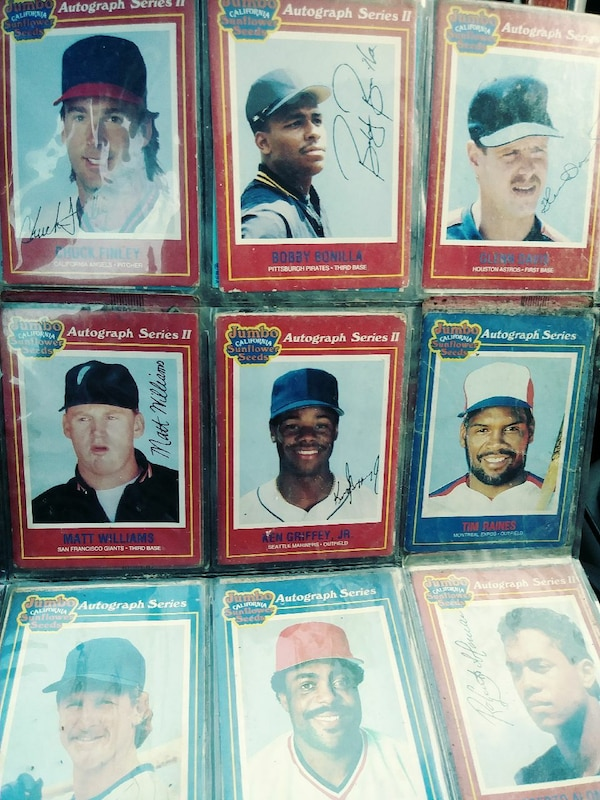 Limited Edition Autograph Series II Cards