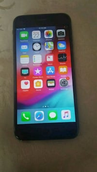 Apple IPhone 6 16gb Space Gray At&t. Severn