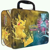 Pokemon Lunchbox Pikachu Mew Rayquaza Mewtwo South Bend, 46616