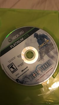 Xbox 360 Call of Duty Modern Warfare disc