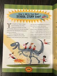 KIDS BOOK ON WRITING YOUR BEST STORY EVER! Maple Ridge, V2X 3M2