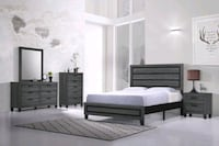 5PC Queen Bedroom Set *BRAND NEW* Columbia