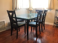 Dining Table with Chairs Garden Grove, 92841