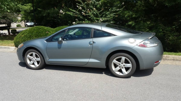 2007 Mitsubishi Eclipse Gs >> Used 2007 Mitsubishi Eclipse Gs 5 Speed Manual For Sale In