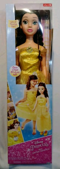Disney My Size Belle 3 feet tall Target exclusive Modesto, 95357