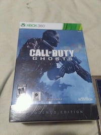 Call of Duty Advanced Warfare Xbox 360 game case Abbotsford, V2T 5E2