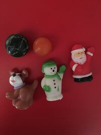 Stocking Stuffers Pencil Toppers Super Balls Dog