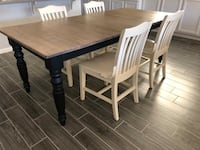 Wood table and 4 chairs Henderson, 89011