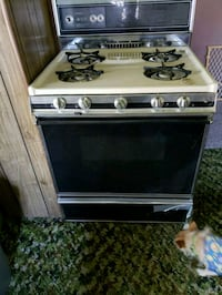 gray and black gas range oven Baroda, 49101