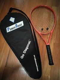POWER ANGLE TENNIS RACKET