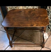 Small Antique End Table Nederland, 77627