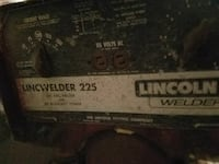 Old Lincoln welder