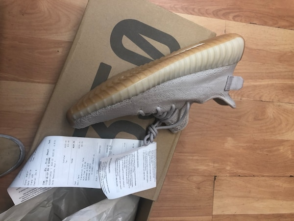 c057d2842 Used adidas yeezy boost 350 sesame size 10.5 deadstock for sale in ...