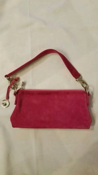 Suede lether lady's handbag Good condition  Austin, 78749