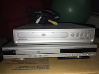 Vcr and DVD's players- see description for prices Leominster, 01453