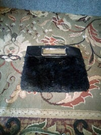 black and gray leather wallet Forest, 39074