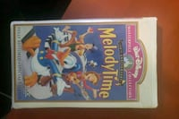 Walt Disney's  Masterpiece Collection  50th Anniversary Melody Time   Milton, L9E 1N2