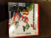 3ds games Mario kart 7 and animal crossing