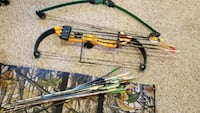 yellow and black compound bow Boonsboro, 21713