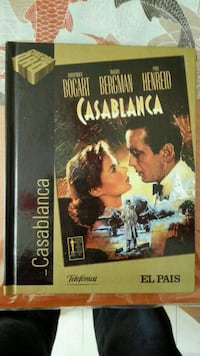 Casablanca DVD Madrid, 28039
