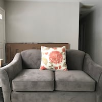 Throw pillows large by nicole miller $20.00 pair
