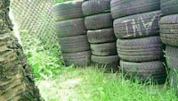Selling used winter and all season tires !!