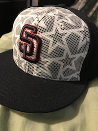 Padres Stars and Stripes Hat