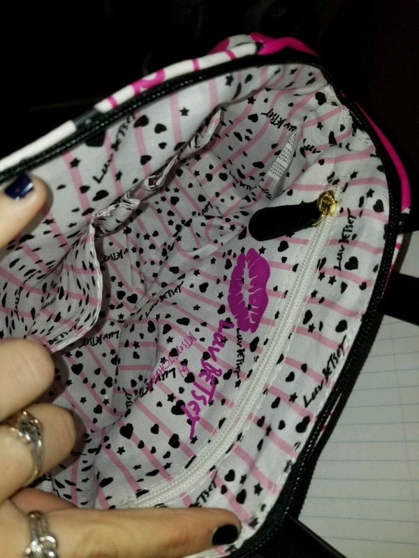 82e5e20ee893 Used Luv Betsey Pink Purse for sale in Fredericksburg - letgo