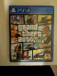 Grand Theft Auto Five PS4 game full 218 mi