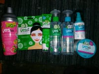 """""""Yes To.."""" Brand facial products Spokane, 99202"""