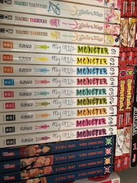 Manga My little Monster Band 1-9 Berlin, 12557