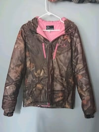 Ducks Unlimited Pink Camo Coat Guelph