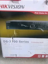 Hikvision DS-7700 Network Video Recorder Pasadena, 21122