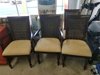 set of 4 chairs. cushing show stains Brooksville, 34601