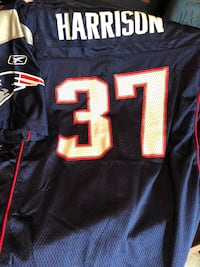 black and red NFL jersey Donna, 78537