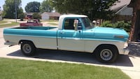 Vintage Ford F100 Truck Norman, 73069