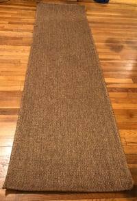 Sisal runner (caramel) Washington